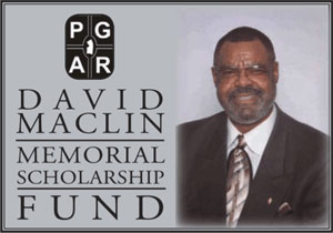 David Macklin Memorial Scholarship