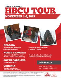 2015 HBCU Tour